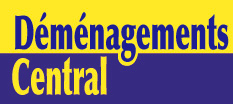 logo demenagements central